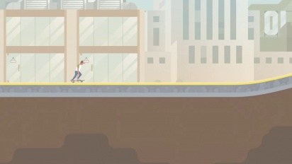 OlliOlli 2: Welcome to Olliwood - Announcement Teaser