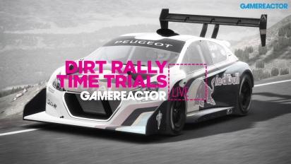 Dirt Rally Time Trials - Replica Livestream Parte 1