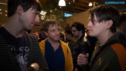 Thumper - Intervista con Marc Flury & Brian Gibson