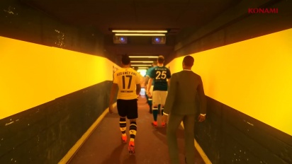 Pro Evolution Soccer 2017 - Borussia Dortmund Signal Iduna Park Trailer
