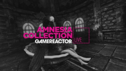 Amnesia Collection - Replica Livestream