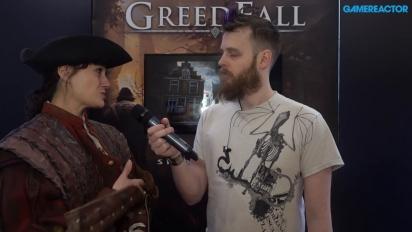 Greedfall - Intervista a Jehanne Rousseau