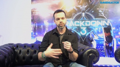 Crackdown 3 - Intervista a Dave Johnson