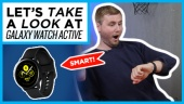 Quick Look: la nostra prova di Galaxy Watch Active