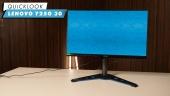 Lenovo Y25g-30 - Quick Look