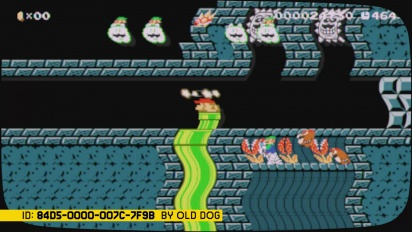 Super Mario Maker - Alcuni dei livelli preferiti di Nintendo