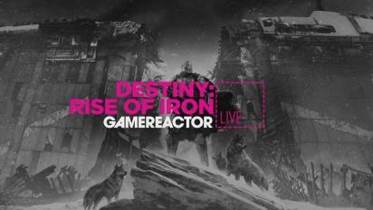 Destiny: I Signori del Ferro - Replica Livestream