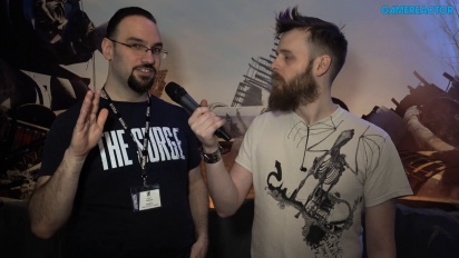 The Surge - Intervista a Adam Hetenyi