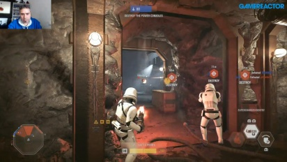 PT Live Star Wars Battlefront II