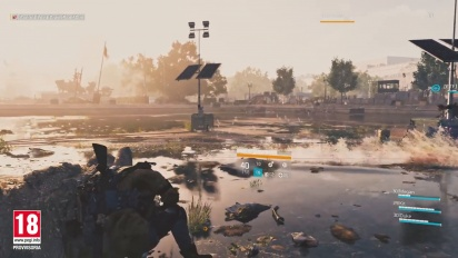 The Division 2: E3 2018 gameplay di walktrough (italiano)