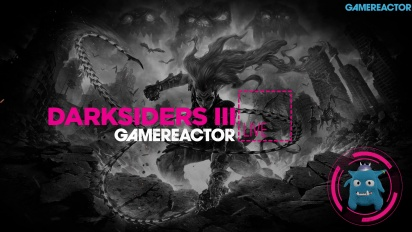 Darksiders III - Launch Livestream Replay