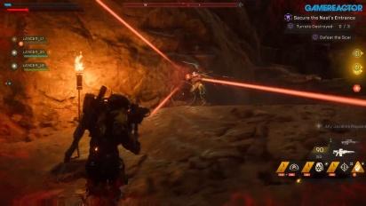 Anthem - Metti al sicuro il Nido Gameplay Parte 1