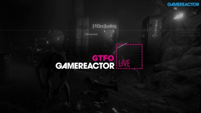 GTFO - Early Acces Livestream di Lancio