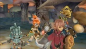 Final Fantasy Crystal Chronicles Remastered Edition - Release Date Announce Trailer