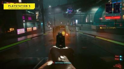 Cyberpunk 2077 - PlayStation Gameplay
