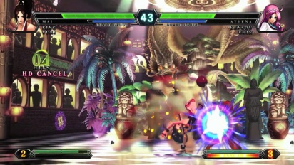 King of Fighters XIII - Trailer