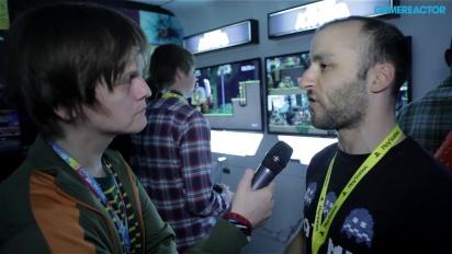 E3 13: Mercenary Kings - Interview