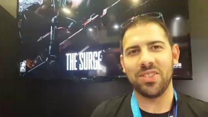 The Surge - Gamescom 2015