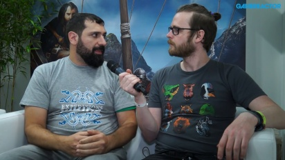 Expeditions: Viking - Intervista a Alex Mintsioulis