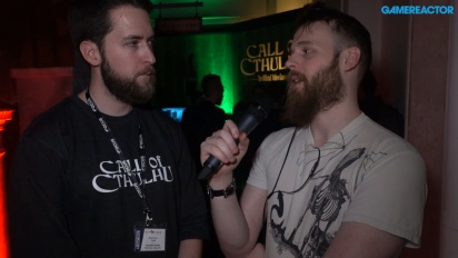 Call of Cthulhu - Intervista a Maximilien Lutz