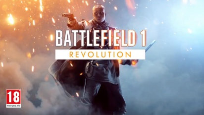 Battlefield 1 - Revolution Trailer ufficiale