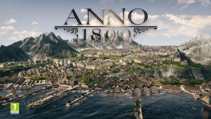 Anno 1800 - Announcement Trailer