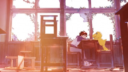 Digimon Survive - Japanese Trailer