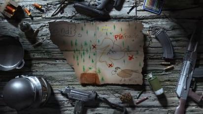 PlayerUnknown's Battlegrounds - Cave Teaser