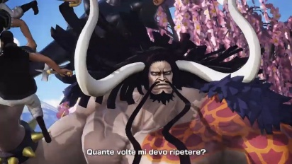 One Piece Pirate Warriors 4 - Special Moves Trailer (Italiano)