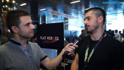 Flat Heroes - Intervista a Lucas González