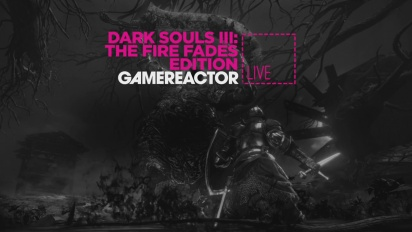 Dark Souls III: The Fire Fades Edition - Replica Livestream