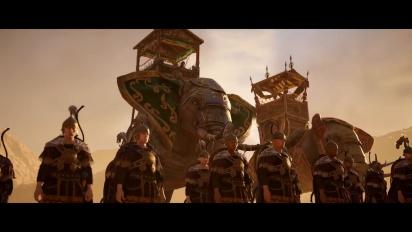 Assassin's Creed Origins - Gamescom 2017 Trailer - Game of Power