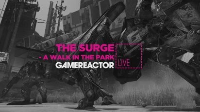 The Surge: A Walk in the Park - Replica Livestream Parte 1