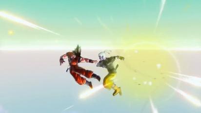 Dragon Ball Xenoverse 2 - Infinite Story Trailer (italiano)