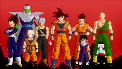 Dragon Ball Z: Kakarot - Opening Cinematic