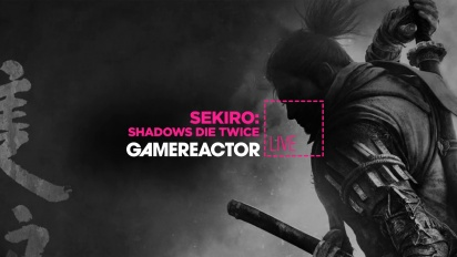 Sekiro: Shadows Die Twice - Replica Livestream