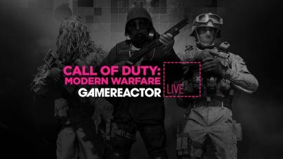 Call of Duty: Modern Warfare - Replica Livestream