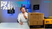 Gamereactor PC Build - The Snowball (Parte 1)