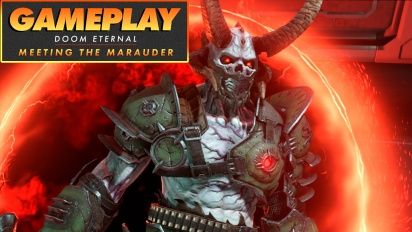 Doom Eternal - Incontrando il Marauder Gameplay