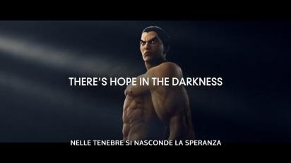 Tekken 7 - Trailer annuncio stagione 4 (italiano)