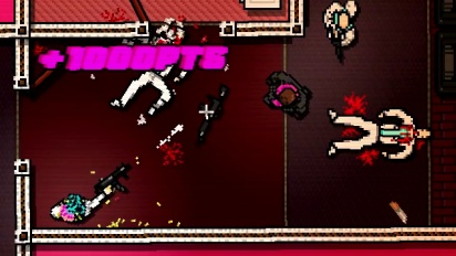 Hotline Miami - Coming to PS3 and PS Vita