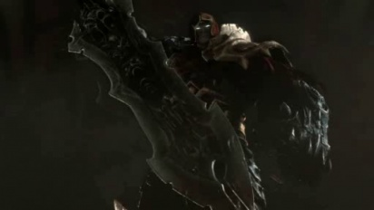 Darksiders - THQ Gamers' Day 08: Teaser