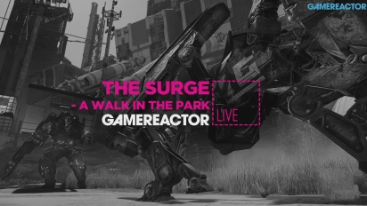 The Surge: A Walk in the Park - Replica Livestream Parte 2
