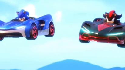 Team Sonic Racing - E3 Trailer (italiano)