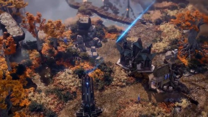 Spellforce 3: Soul Harvest - Faction Trailer (Dark Elves)