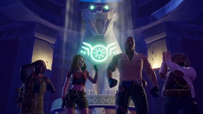Jumanji: The Video Game - Gameplay Trailer