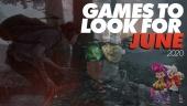 Giochi da tenere d'occhio - Giugno 2020