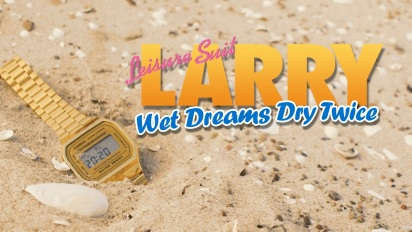 Leisure Suit Larry: Wet Dreams Dry Twice - Announcement Teaser