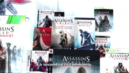 Assassin's Creed: il making of dell'enciclopedia