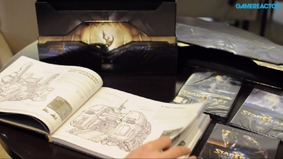 Starcraft II: Legacy of the Void - L'unboxing della Collector's Edition